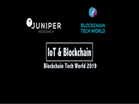IoT & Blockchain Panel Discussion - Blockchain Tech World 2019