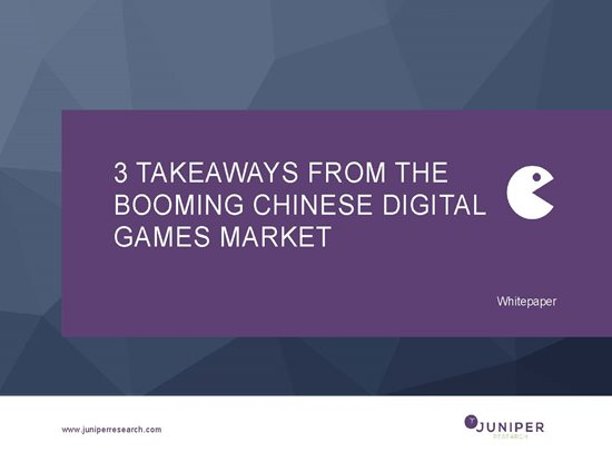 3 Takeaways from the Booming Chinese Digital Games Market Cover Page