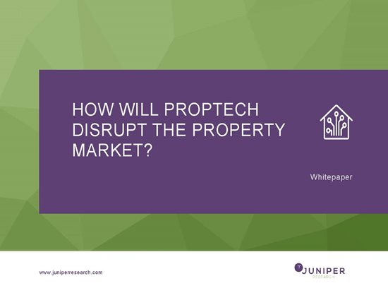 How Will Proptech Disrupt the Property Market? Cover Page