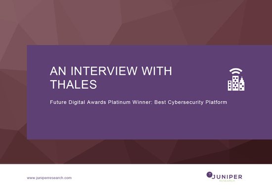 An Interview with Thales cover sheet