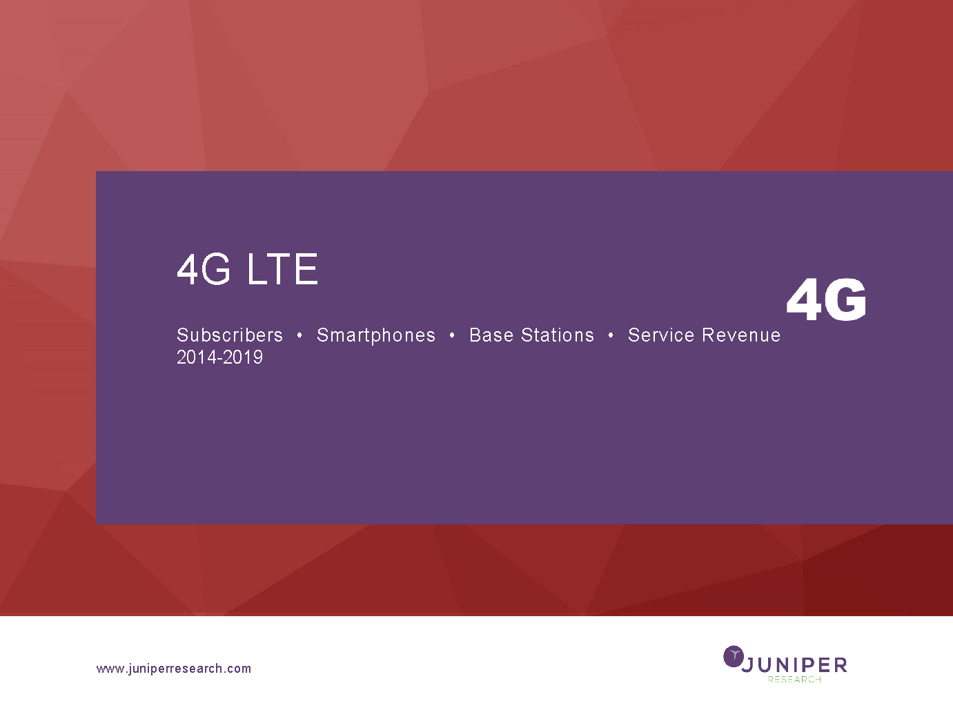 4G LTE Strategies