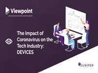 Viewpoint: The Impact of the Coronavirus on the Technology Industry - Devices