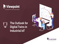 Viewpoint: The Outlook for Digital Twins in Industrial IoT