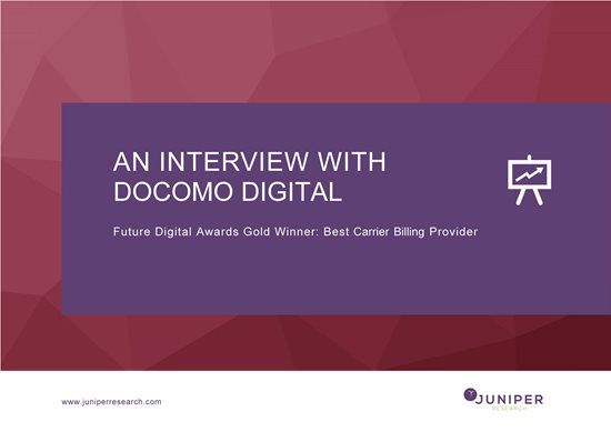 An Interview With DOCOMO Digital Cover Image