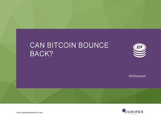 Can Bitcoin Bounce Back? Cover Page