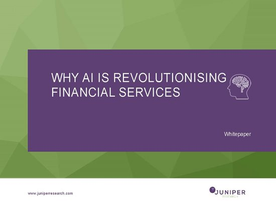 Why AI is Revolutionising Financial Services Cover Page