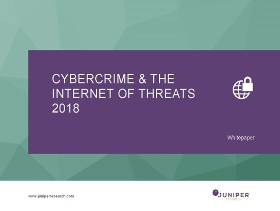 Cybercrime & the Internet of Threats 2018 Cover Page