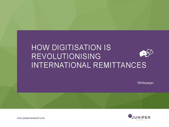 How Digitisation is Revolutionising International Remittances Cover