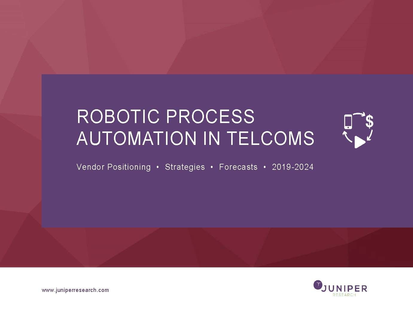 Robotic Process Automation in Telecoms