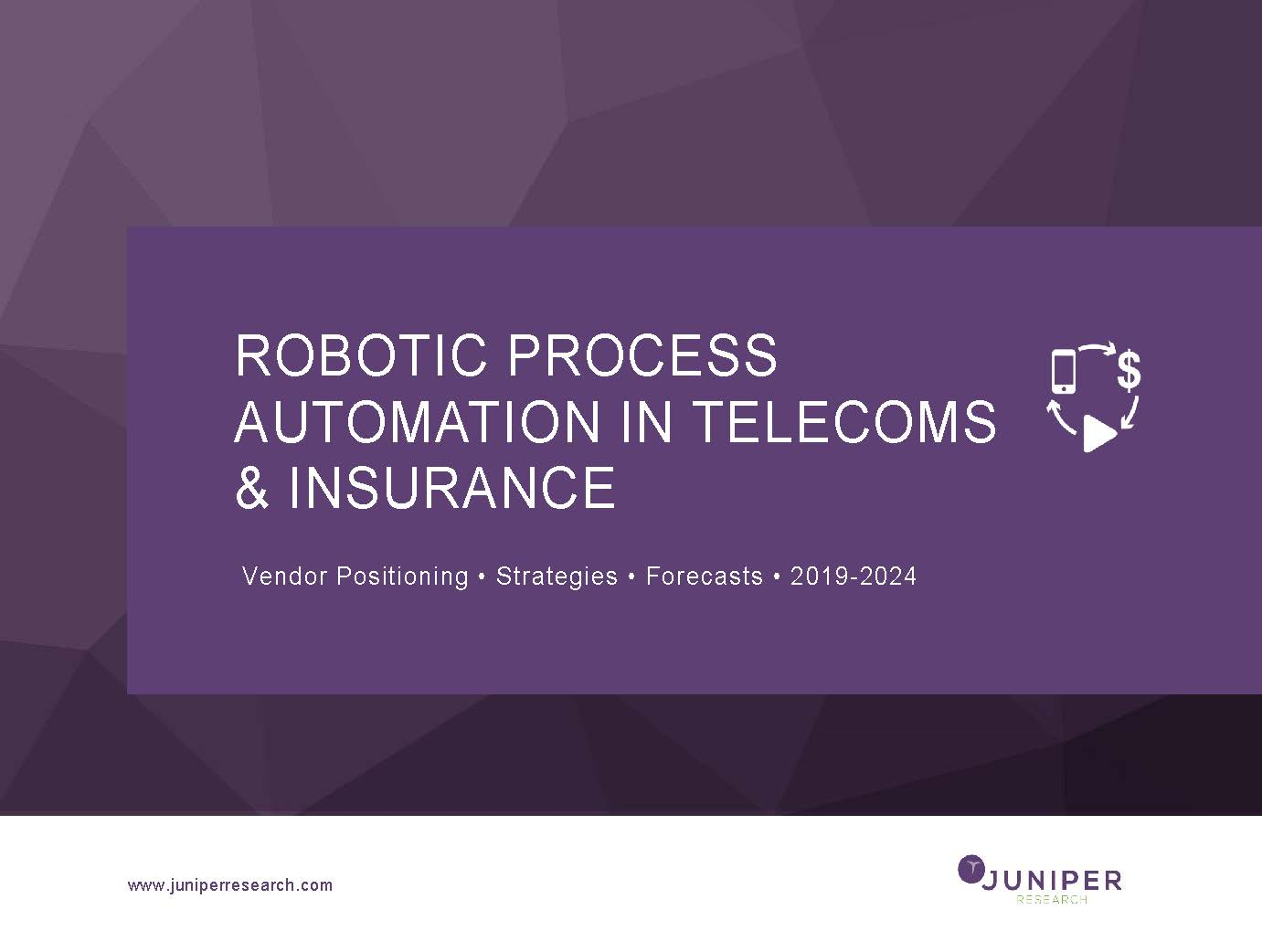 Robotic Process Automation in Telecoms & Insurance