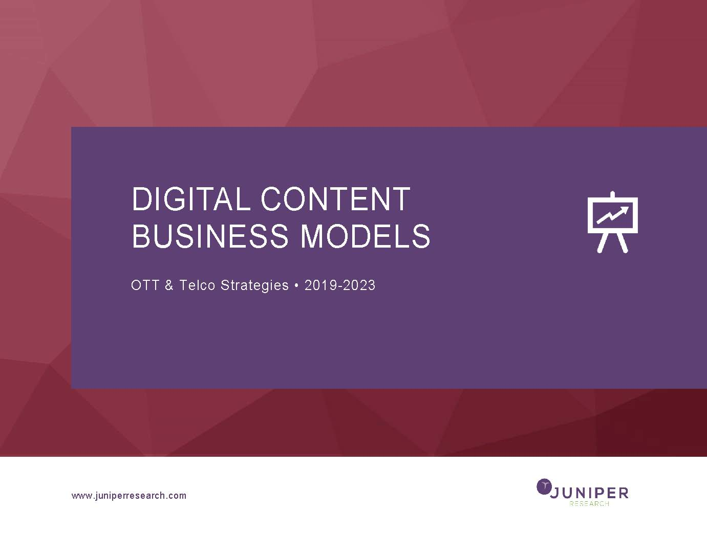 Digital Content Business Models
