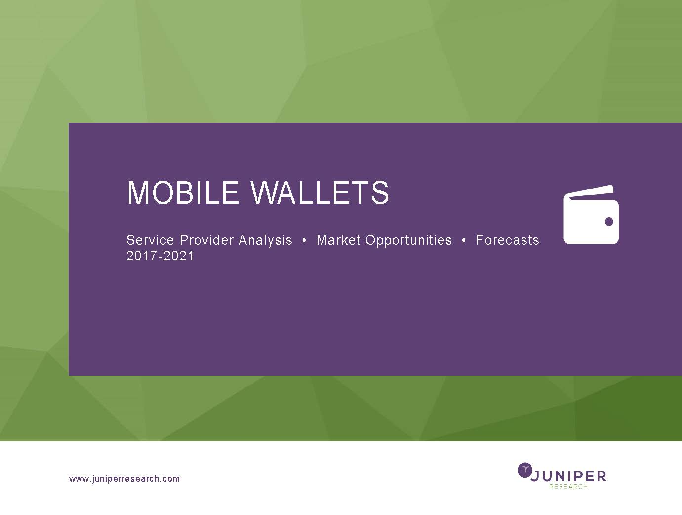 Mobile Wallet Spend to Rise by More than 30% this Year, Reaching $1.35 Trillion