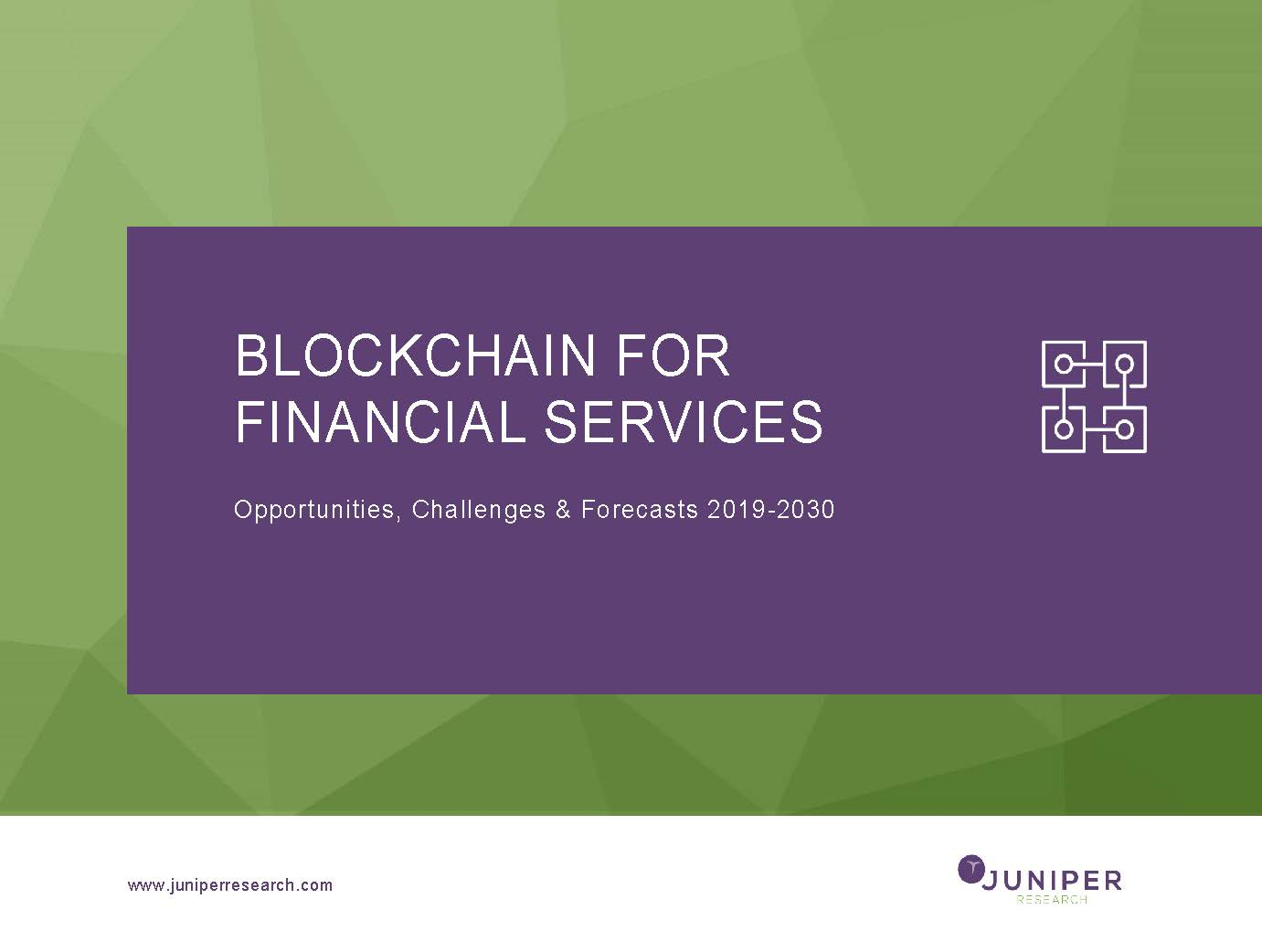 Blockchain for Financial Services