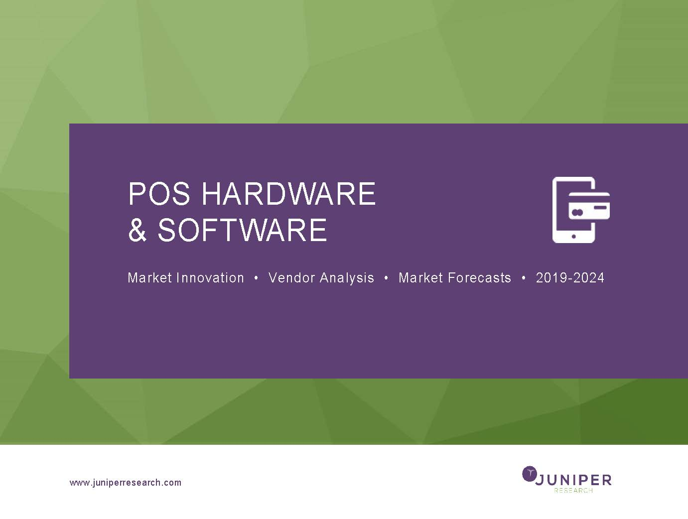 POS Hardware & Software