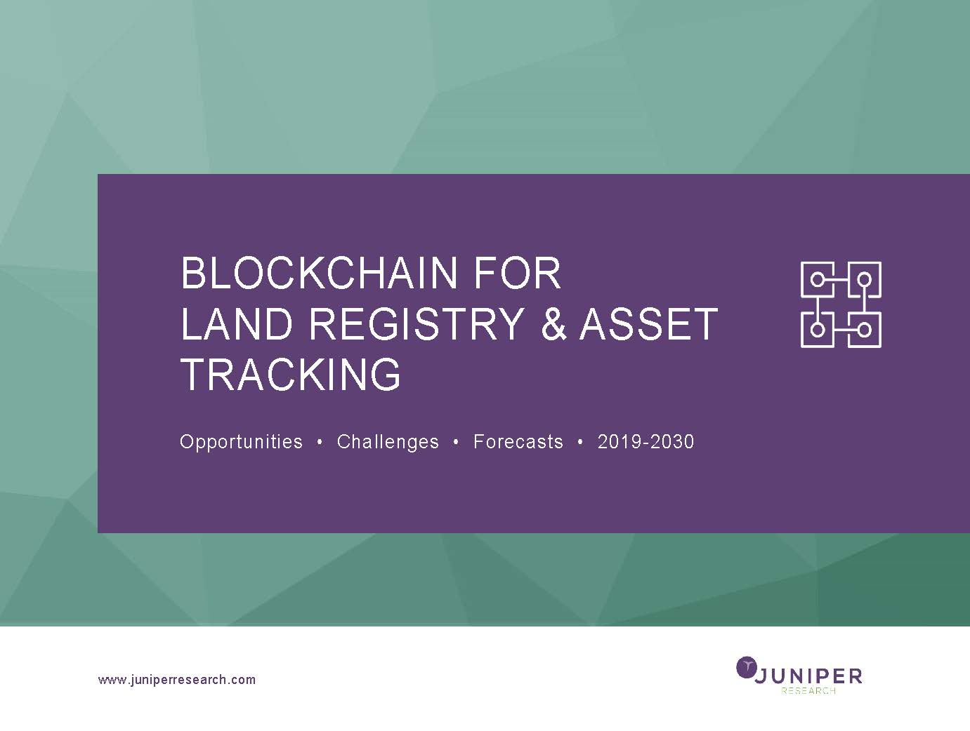 Blockchain for Land Registry & Asset Tracking