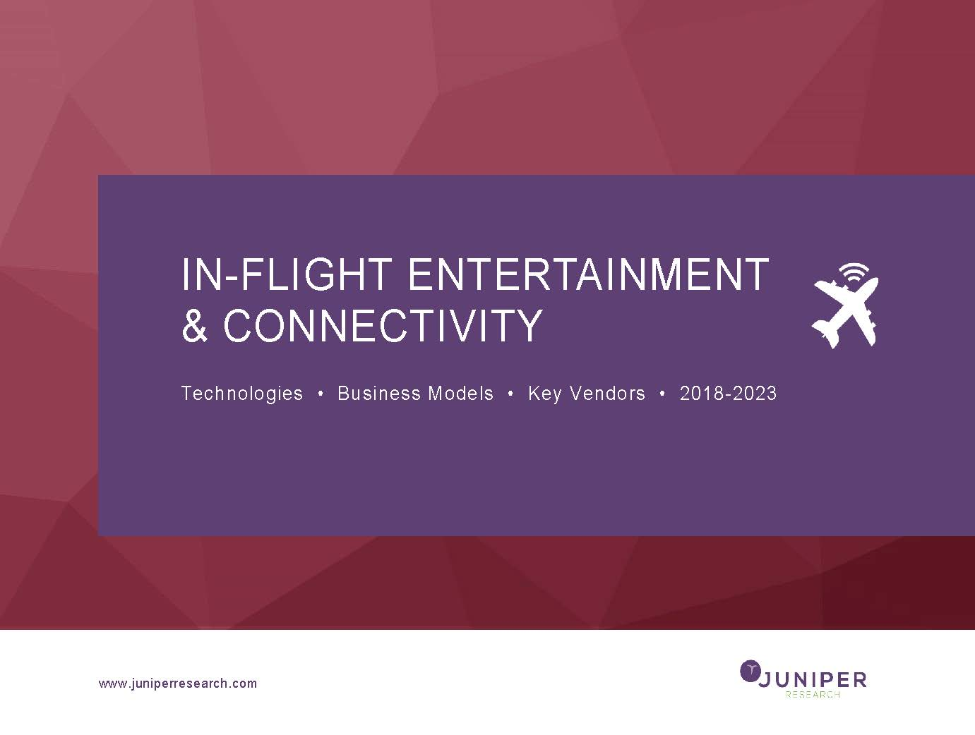 In-Flight Entertainment & Connectivity