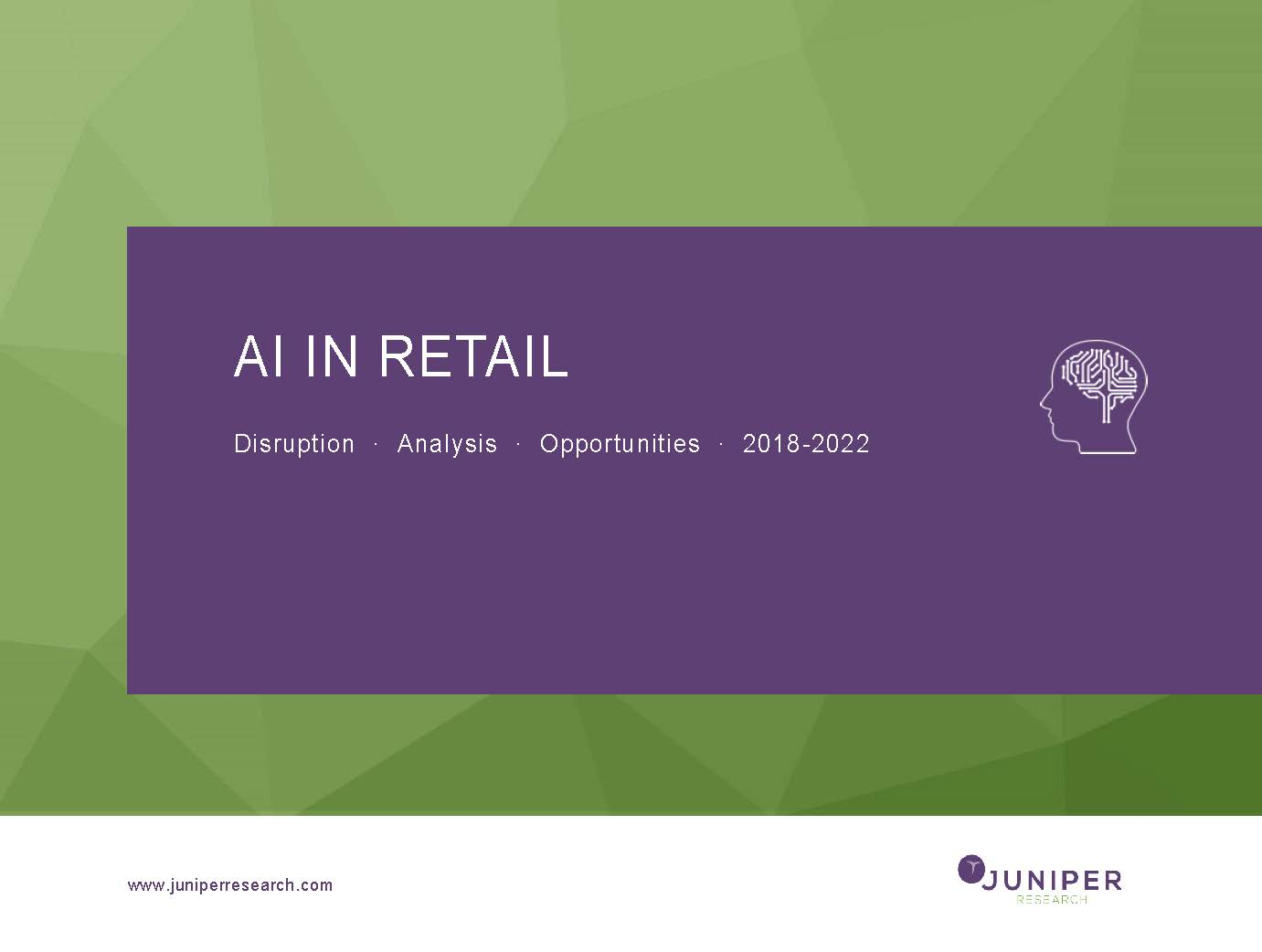 AI in Retail Full Research Suite | Fintech & Payments