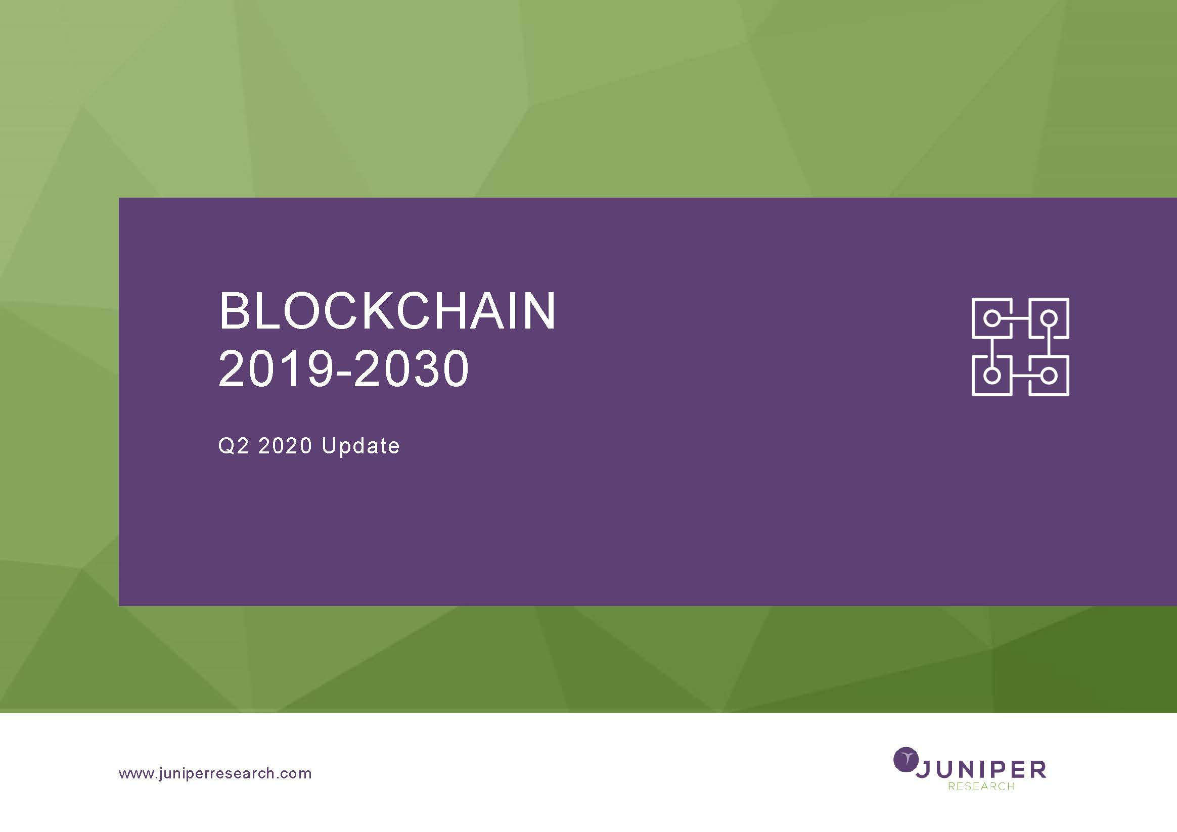 The Future of Blockchain - Q2 2020