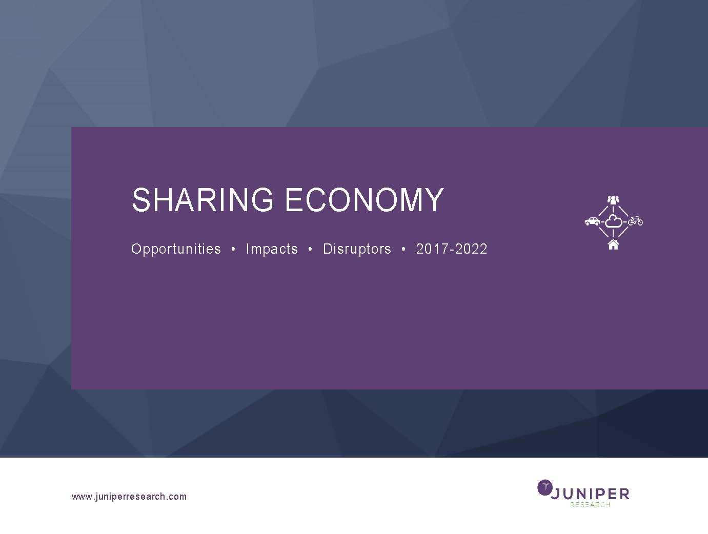 Sharing Economy: Deep Dive Data & Forecasting 2017-2022