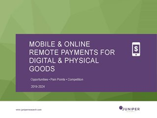 Mobile & Online Remote Payments for Digital & Physical Goods
