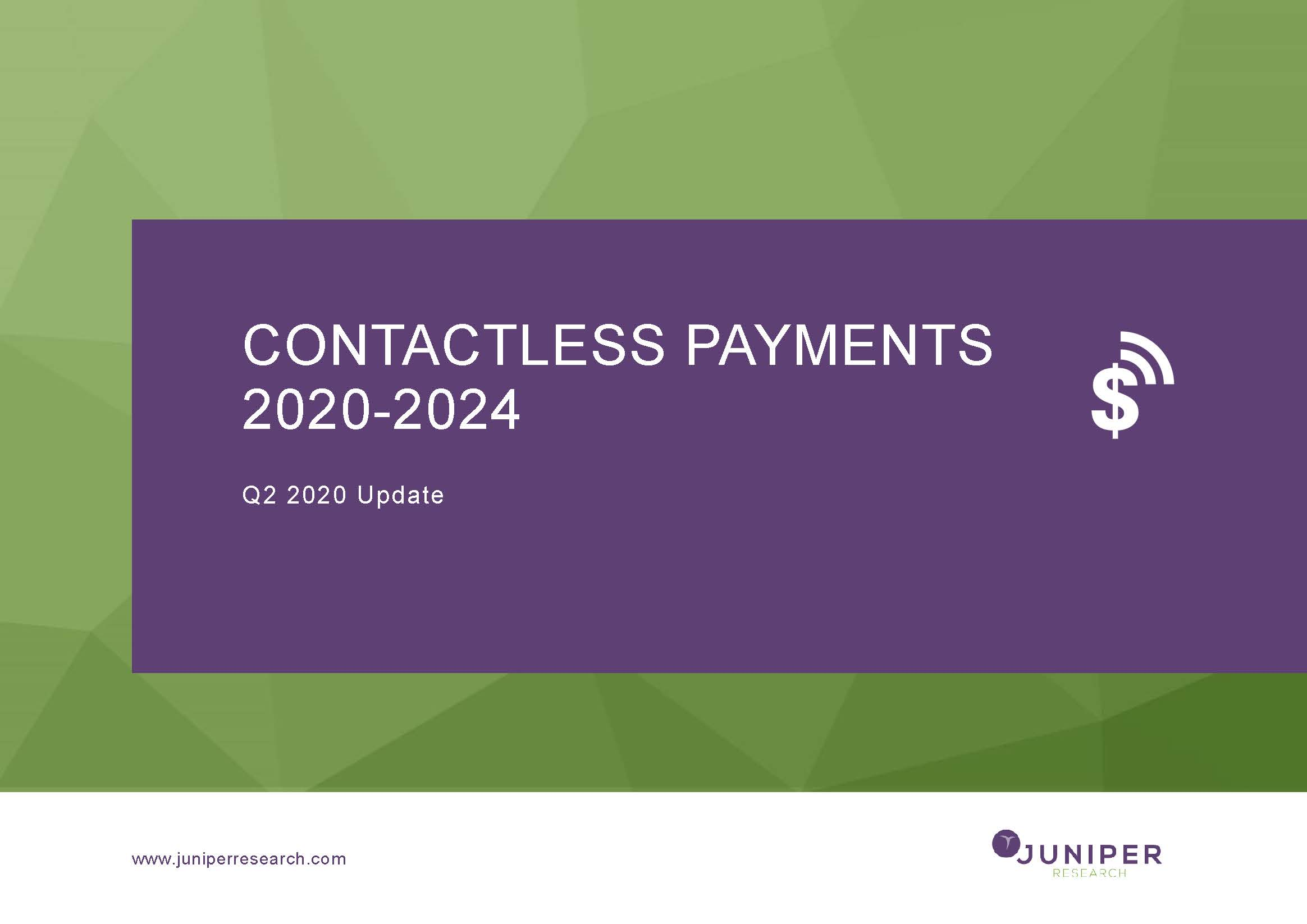 Contactless Payments - Q2 2020